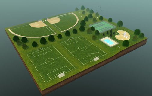 recreational park_sm
