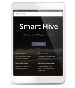 Smart Hive new website